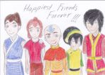 Happiest Friends Forever by QatarShuiWan