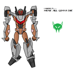 Transformers Prime: RatTrap by dhipperson