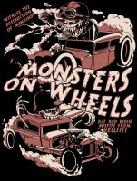 Monsters on Wheels by zombie-you