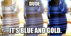 The Obvious Truth Of The Dress That Went Viral by starburstrainbows