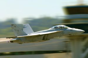 FA18 Super Hornet by TheBritkid