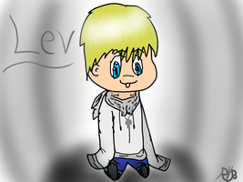 Chibi Lev by Ruby-Orca-616