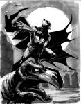 30-60-90 Batman by MahmudAsrar