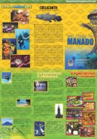 Manado Tourism Brochure by farlydapamanis