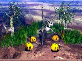The pumkins are mine by rlcwallpapers