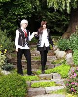 Courting- Vampire Knight by KriCosplay