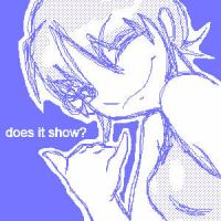 -does it show? by sugar-pills