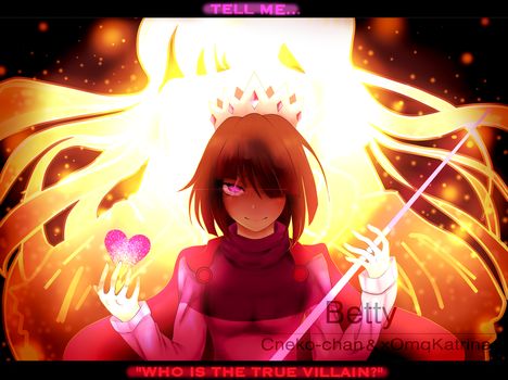 [Collab] You Will Rule Them All. by xOmqKatrina