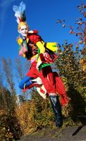 Kefka Cosplay by Videros