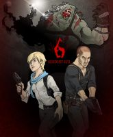 Resident Evil 6 New Generation by AIBryce