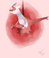 Latias by Je-lly