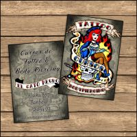 Tattoo and Piercing Classes by Pompelina