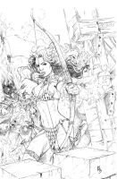 Red Sonja Cover21 by Adrianohq