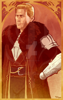 Cullen Rutherford-Dragon Age: Inquisition by RabidDog008