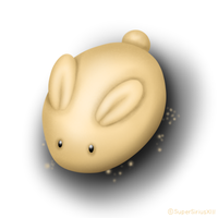 Daily Art - 145 - Sugar Cookie Bunny by SuperSiriusXIII