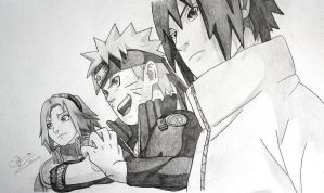 Team 7 finally reunited by ViivaVanity