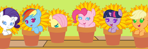 Flower Patch Foals by Beavernator