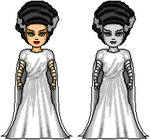 Bride of Frankenstein by MegaZeo