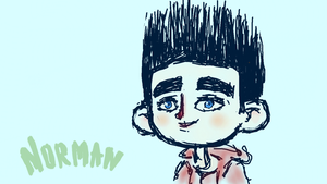 First ParaNorman FanArt by ArtDesChoix07