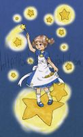 Stars for Machi by Kaede-chama