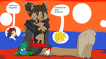 Conversation About the Word Fetish and Other Stuff by Karasu-96