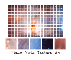 Flame Vista Texture 9 by anuminis
