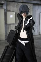 Black Rock Kaito Cosplay by varzam
