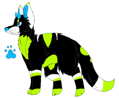 Fursuit Design Most Likely by intoxicated-with-paw