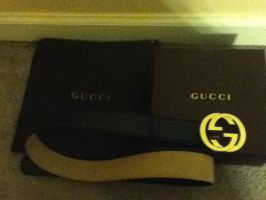 My Gucci Belt by MarcusMcCloud100