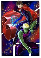 young avengers 3 by Aresielle