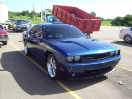 2009 Dodge Challenger RT by Mister-Lou
