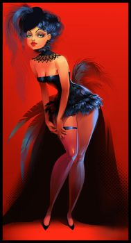 Black Swan by Zzanthia