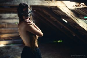 In The Attic 4 by riffmaker