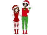 Christmas by oeur