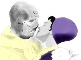 The Abominable Dr. Phibes by subatomiclaura