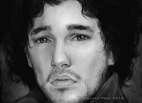 Jon Snow by WieldstheKey