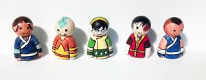 Avatar Meeples by Shira-chan