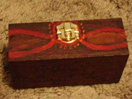 Front Of Box For Zach by SoraTheDemon