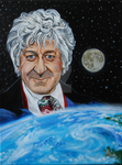 Third Doctor by MadelineSlytherin