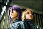 .motoko_and_togusa by invisible-deity