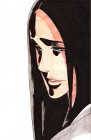 Unohana creepy smile by soul-espada