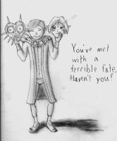 Terrible fate... by Shadymissionary