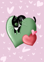 Baby Buggle's Valentine by Hatchet-Ears