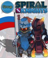 Spiral knights RUS community by TadeusVillain