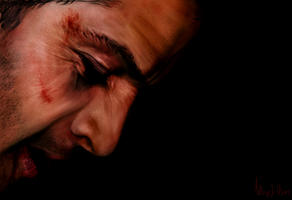 Pain - Digi-painting by Lasse17