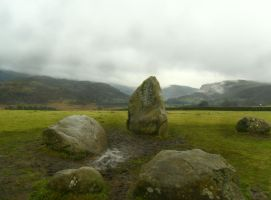 castlerigg stone circle, cumbria by cannibalmoth