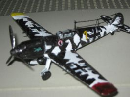 BF-109E Model updated by pete7868