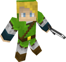 Link Skin by Leapoffaith4