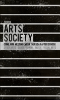 Art Society Poster by kei-x