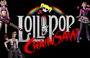 Lollipop Chainsaw wallpaper by HystericDesigns